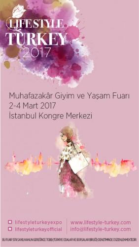Muhafazakar Giyim ve Yaşam Fuarı: LİFESTYLE TURKEY