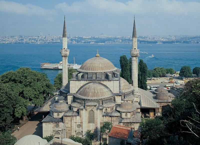 Mihrimah Sultan Cami Üsküdar