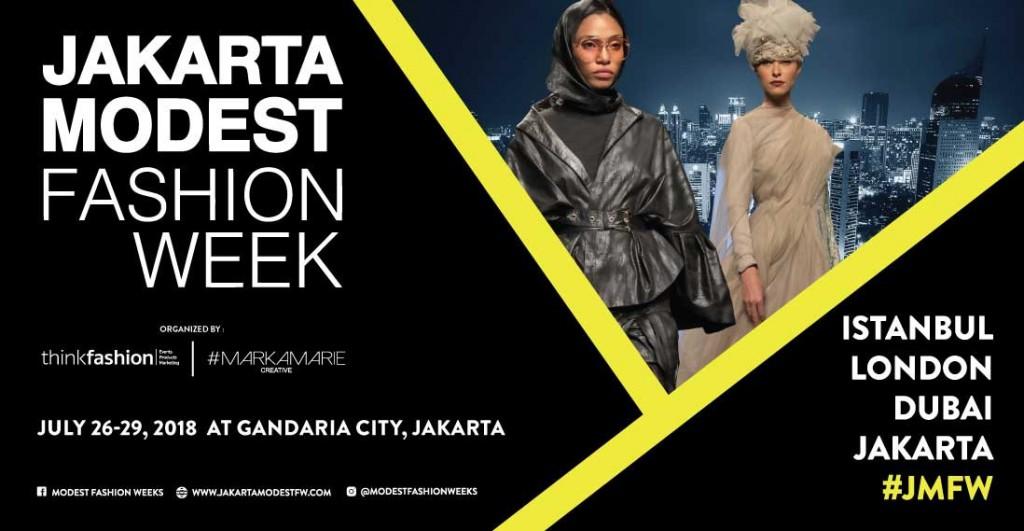 Jakarta Modest Fashion Week 1