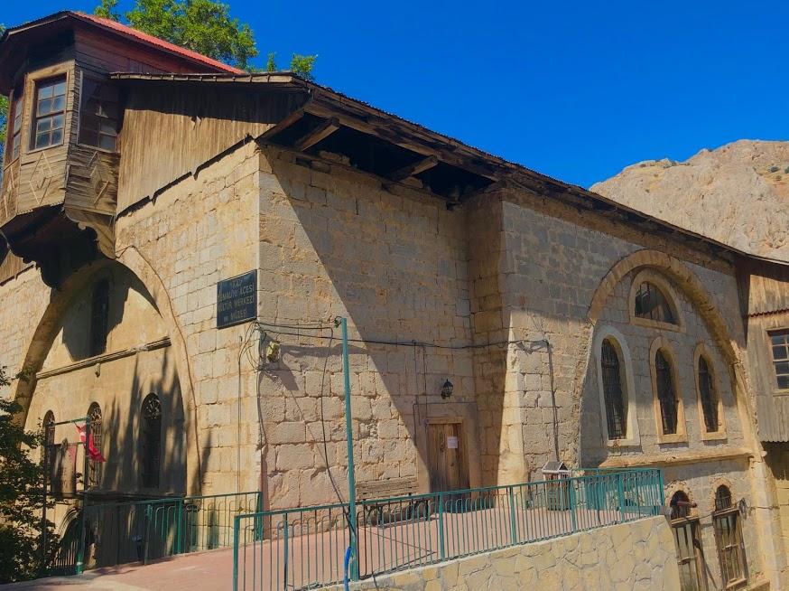 Kemaliye Kültür Merkezi ve Müzesi