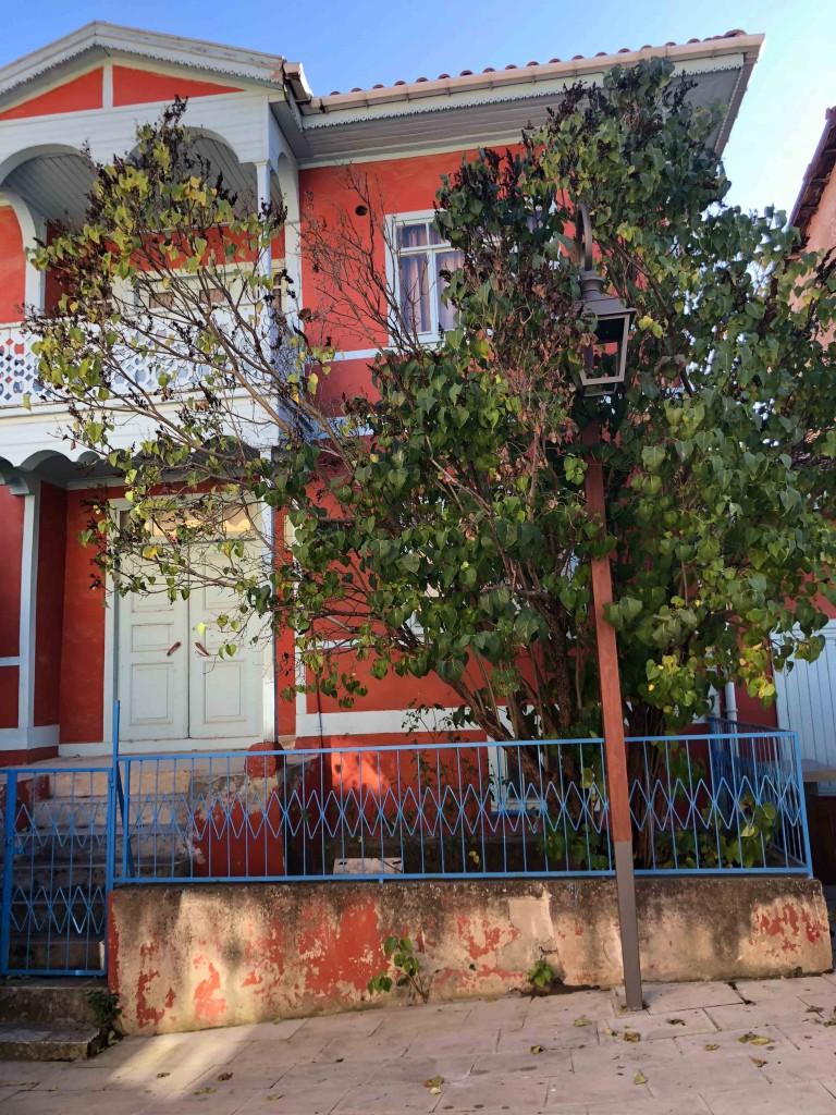 Osmanlı-Evleri