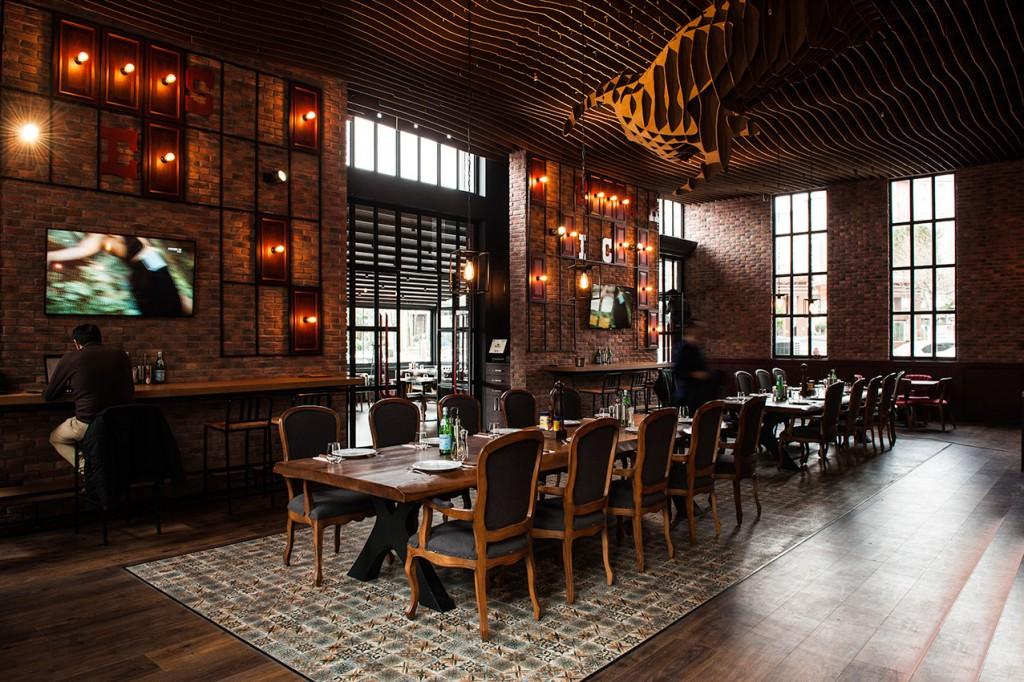 Beş Bıçak Steak House
