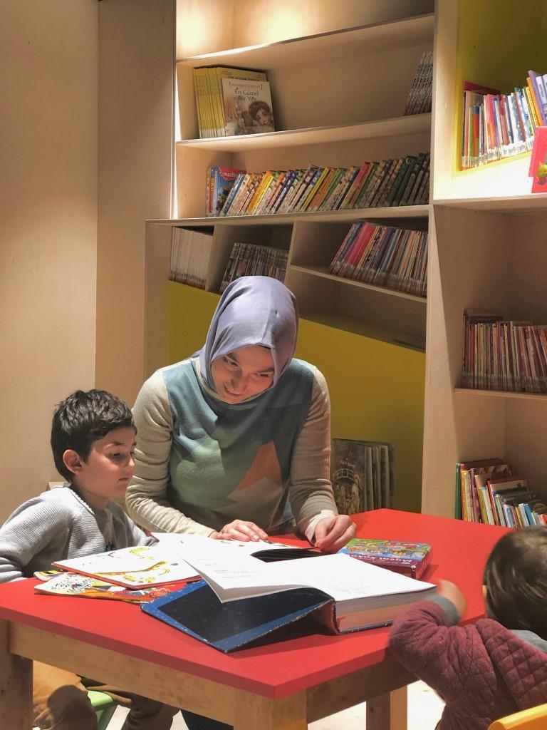 Beylikdüzü Çocuk Kütüphanesi