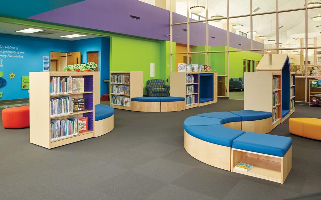 Dünyadaki Çocuk Kütüphaneleri