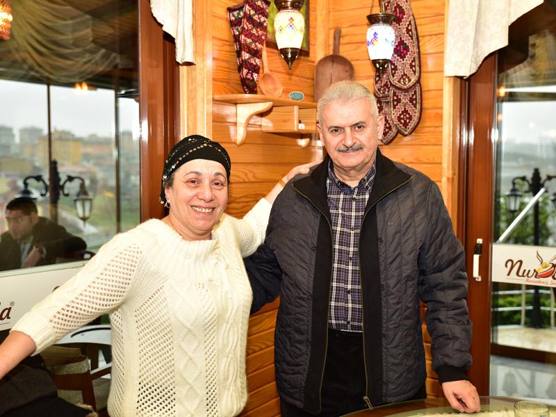 Nur Abla Karadeniz Sofrası