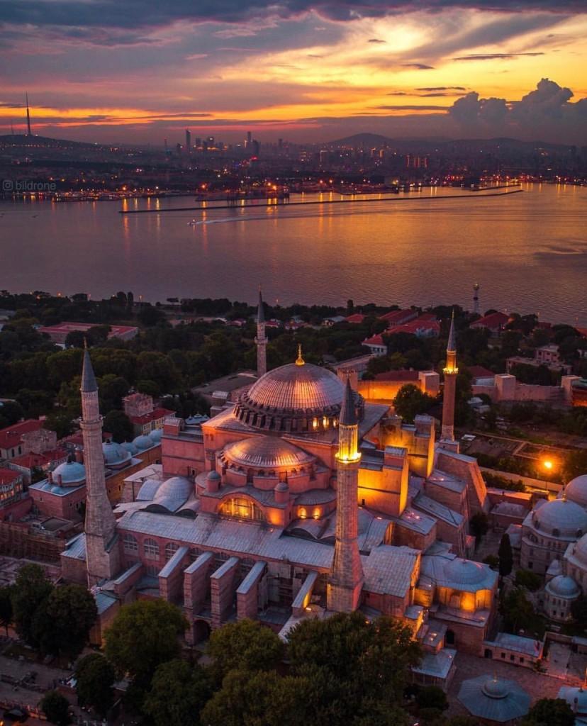 İstanbul Ayasofya Müzesi