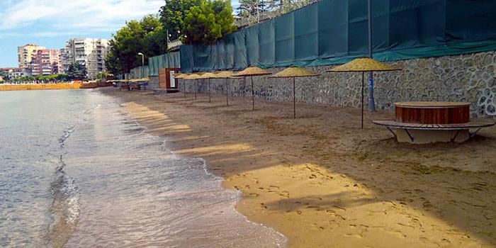 Bayramoğlu Kadınlar Plajı