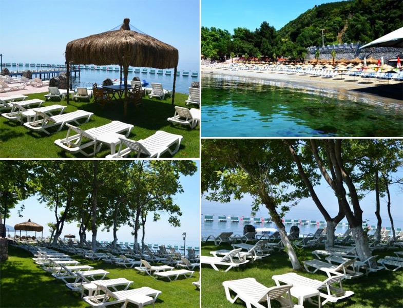 Esenköy-Serander-Çamlıbel-Bayanlar-Plajı