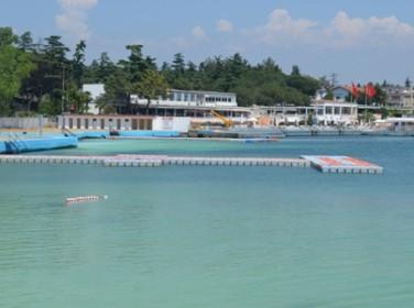 Tuzla Belediyesi Halk Plajı