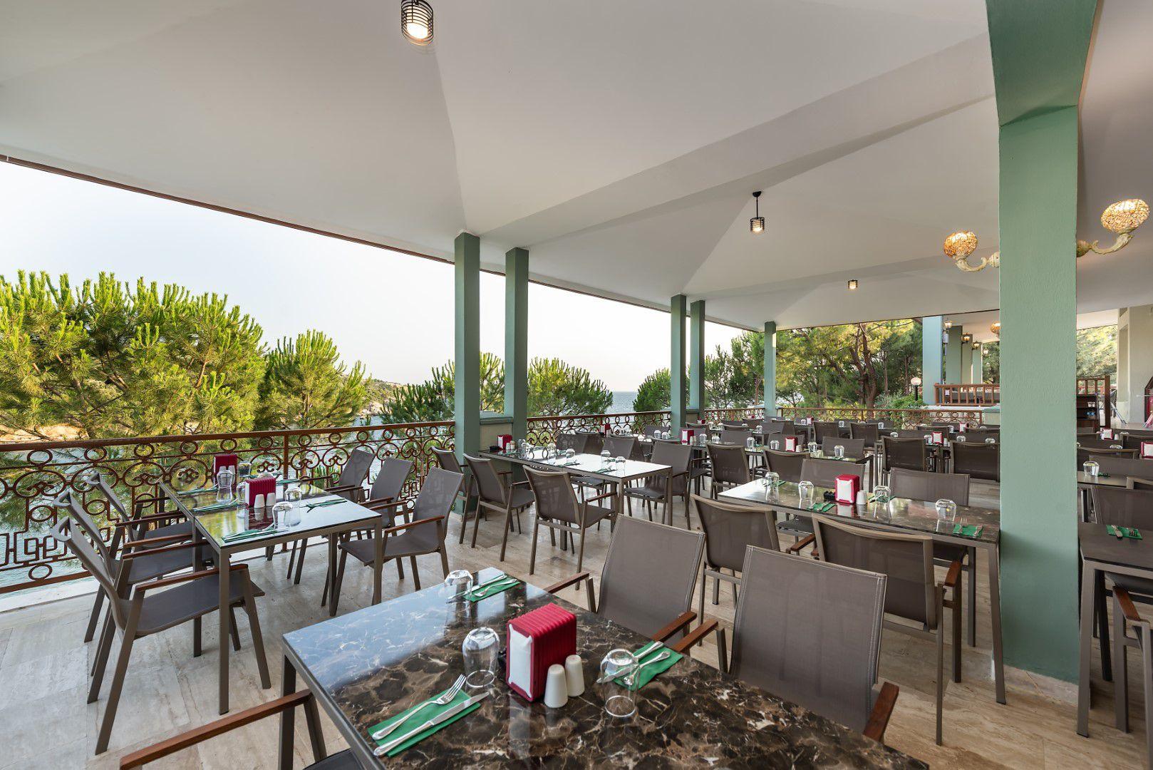 Teos Village Restoran
