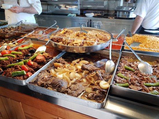 Eker Lokantası Yemek